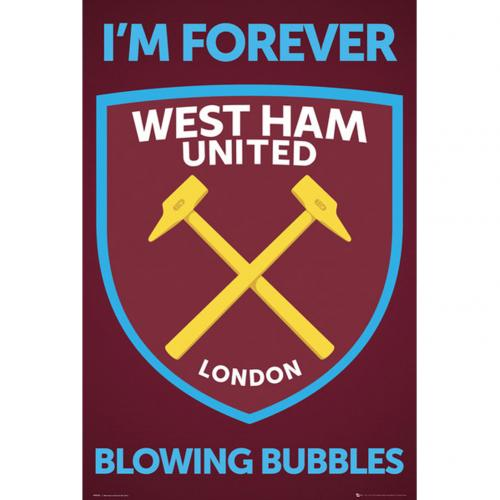 Poster West Ham United