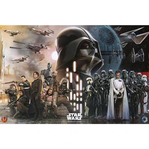Poster Star Wars Rogue One 243