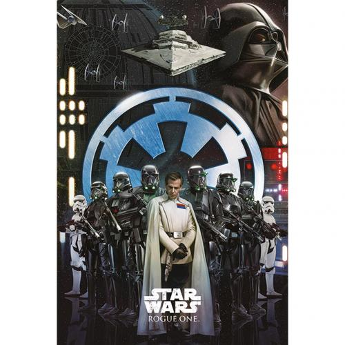 Poster Star Wars Rogue One Empire 241
