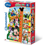 Puzzle Mickey Mouse 237257