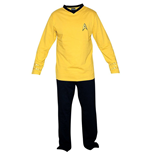 Schlafanzughose Star Trek - Yellow Union Suit