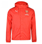 Regenjacke Arsenal Puma  Lightwight2016-2017 (Rot)