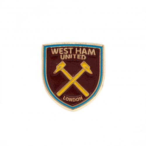 West Ham United Brosche