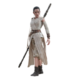 Star Wars Episode VII Movie Masterpiece Actionfigur 1/6 Rey 28 cm