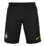 Shorts FC Inter 2016-2017 Home (Schwarz)