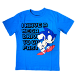 T-Shirt Sonic the Hedgehog 237736