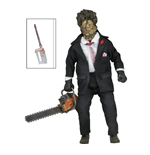 Texas Chainsaw Massacre 2 Retro Actionfigur 30th Anniversary Leatherface 20 cm