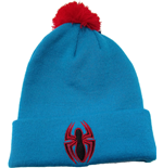 Spider-Man Beanie Bobble Logo
