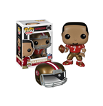 NFL POP! Football Vinyl Figur Colin Kaepernick (SF 49ers) 9 cm