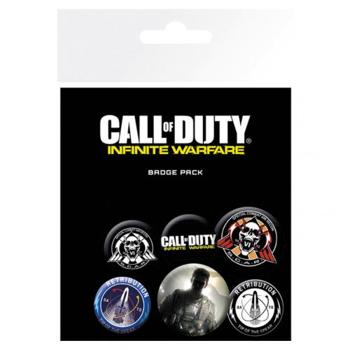 Brosche Call Of Duty Infinite Warfare