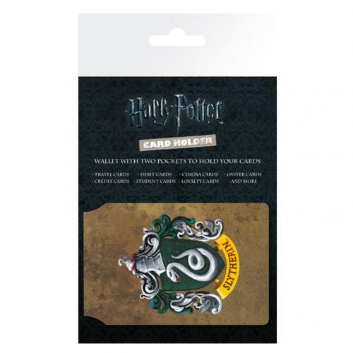 Harry Potter Kartenhalter Slytherin