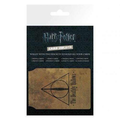 Kartenhalter Harry Potter   Deathly Hallows