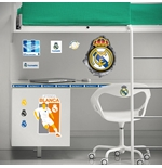 Wandtattoo Real Madrid 3D Hole
