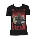T-Shirt Star Wars 238656