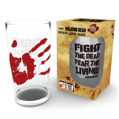 Glas The Walking Dead