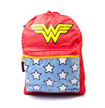 Rucksack Wonder Woman - Big Logo W/Gadgets