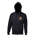 Sweatshirt Zelda - Golden Triforce Mann