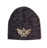 Mütze Zelda Twilight Princess - Beanie, Golden Triforce