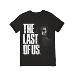 T-Shirt The Last Of Us - Mann in schwarz