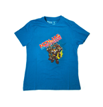 T-Shirt Ninja Turtles - n Training  Kinder