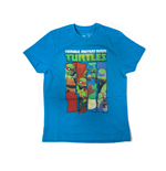 T-Shirt Ninja Turtles - all Characters Kinder