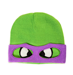Mütze  Ninja Turtles - Donnie Face