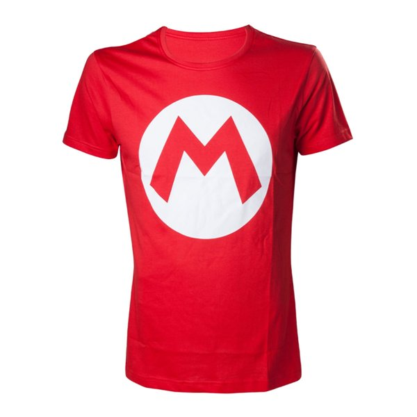 T-Shirt Nintendo - Mario with Big M