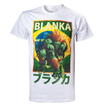 T-Shirt Streetfighter IV - Blanka Character