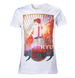 T-Shirt Street Fighter  IV - Ryu Character T-shirt