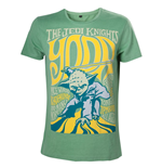 T-Shirt Star Wars - Yoda The Jedi Knight
