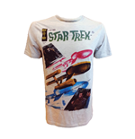 T-Shirt Star Trek - in grau Melange Allen Invading