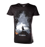 T-Shirt Star Trek  - Into Darkness. In schwarz.