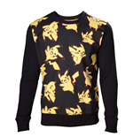 Pullover Pokémon - Pikachu All Over Print
