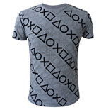 T-Shirt PlayStation - all over Playstation Buttons T-Shirt