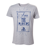 T-Shirt PlayStation - This for the Players
