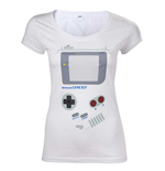 T-Shirt Nintendo - Ladies Gameboy