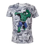 T-Shirt Marvel - Hulk - Mann