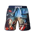 Badehose Marvel - Captain America Civil War