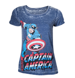 T-Shirt Marvel Captain America