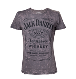 T-Shirt Jack Daniel's - Acid Washed T-shirt