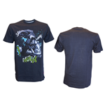 T-Shirt Hulk - Mann - in grau