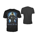 T-Shirt Halo- Master Chief Logo