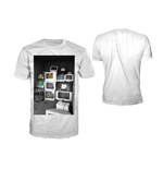 T-Shirt Atari - Retro Gaming Monitors