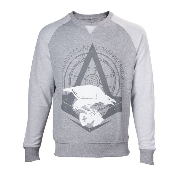 pullover assassins creed syndicate the rooks f r nur. Black Bedroom Furniture Sets. Home Design Ideas