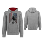 Sweatshirt Assassins Creed  III - Burned Flag