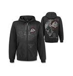 Sweatshirt Alchemy - Burnin Devil Zip