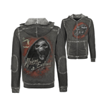 Sweatshirt Alchemy - Burning Devil Zip