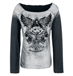 Sweatshirt Alchemy  - Illinois Winged Ace of Spade