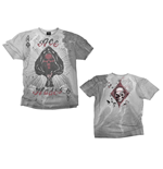 T-Shirt Reapers Aces -  Vintage in grau