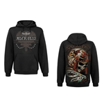 Sweatshirt Sweet Vengeance - Mann in solidem schwarz